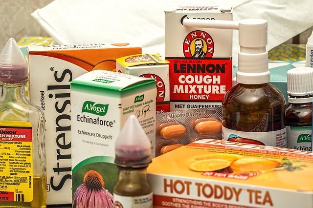 Leczenie chorób gardła po pracy